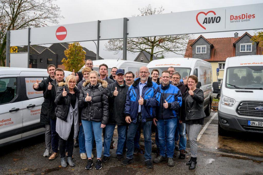 DasDies Service GmbH Fahrdienst